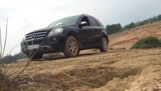 Mercerdes Benz ML280 CDI 4Matic Offroad Test