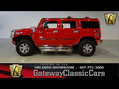 Video of '04 Hummer H2 - $39,995.00 Offered by Gateway Classic Cars - Orlando - LWI8