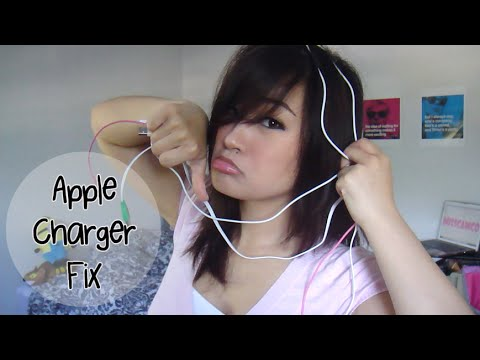 How To Fix An Apple Charger! (IPhone, IPad, IPod, MacBook)