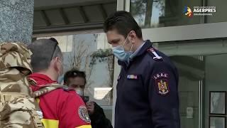 Echipa de medici şi asistenţi români mobilizată prin intermediul Mecanismului de Protecţie Civilă al UE a ajuns în Italia