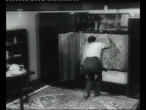 Romania furniture exhibition in Bucharest (1959)