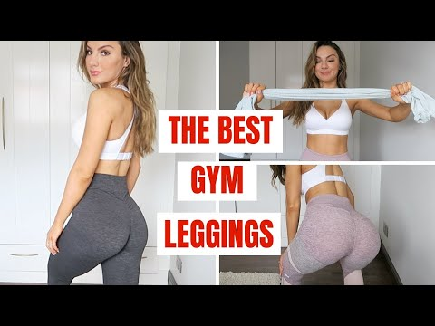 THE BEST GYM LEGGINGS EVEERRR!... OH GURLLL WOW!