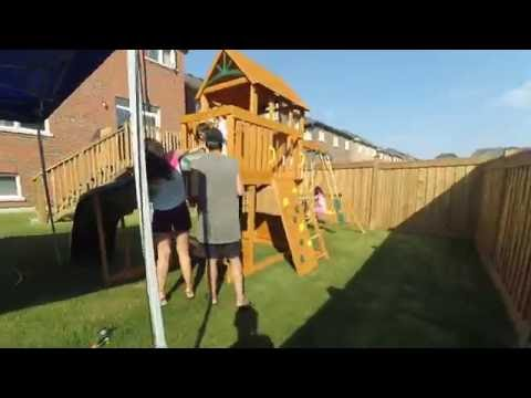 Big Backyard Ashberry Ii Swing Set Hayneedle