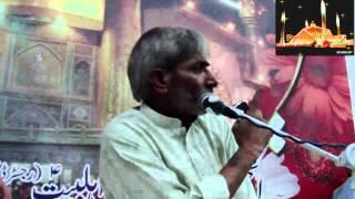 preview picture of video 'Janab Mohib Fazli from Karachi 020612-2 Jashan at Islamic Center Rawalpindi.'