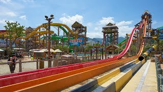Jet Speed Slide at Gimhae Lotte Water Park