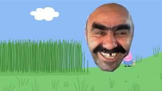 CВИНКА ПЕППА RYTP#2 свинка пеппа и трава