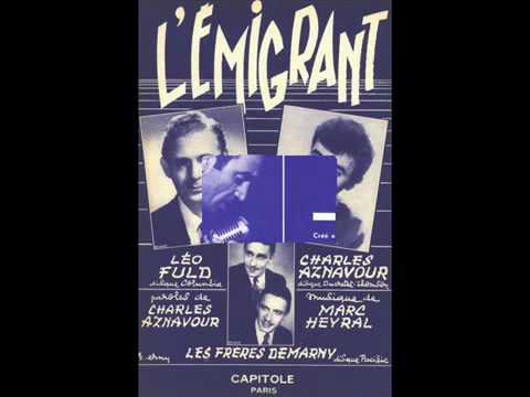 , title : 'Charles Aznavour - Je M'voyais Deja (LYRICS + FULL SONG)'