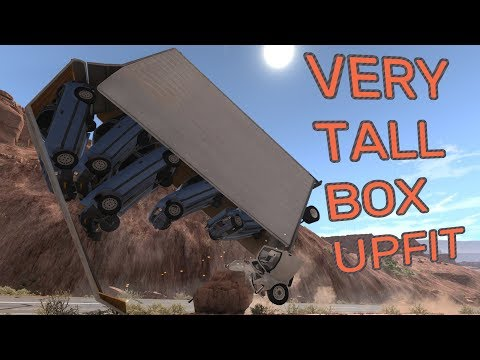 THE TALLEST TRUCK EVER? - BeamNG.drive