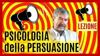 Psicologia della Persuasione - Tutorial