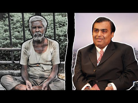 The Billionaire Raj: Rich vs Poor | Growing inequality in India