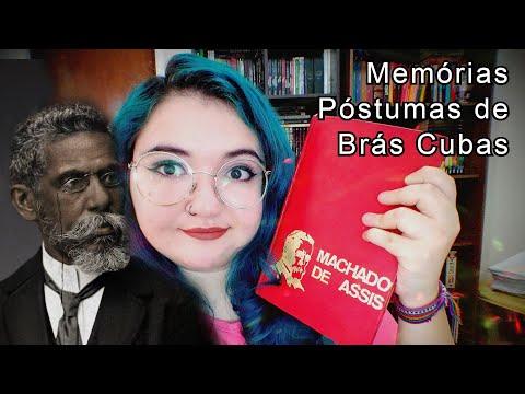 """Sobre """"Memórias Póstumas de Brás Cubas"""", de Machado de Assis"""