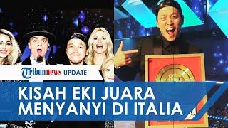 Kisah Penyanyi Indonesia yang Menang Kompetisi di Italia, Ternyata Sempat Jadi Pengamen di Duamo