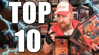 TOP 10 NEO GEO GAMES - Happy Console Gamer