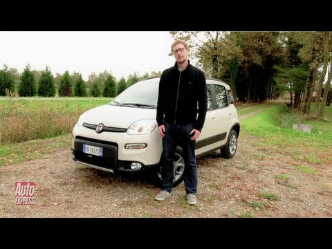 Fiat Panda 4x4 review - Auto Express
