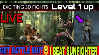 Shadow fight 3 2020 ????Chapter 1 Gameplay???? Full HD... My new Battle Suit????