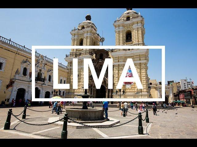 Lima arrivée et visite