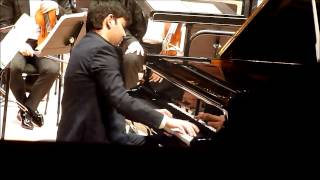 Behzod Abduraimov plays  la Campanella (Liszt)