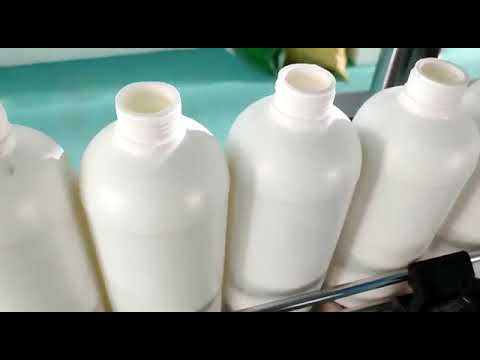 Pesticide Liquid Filling Machine