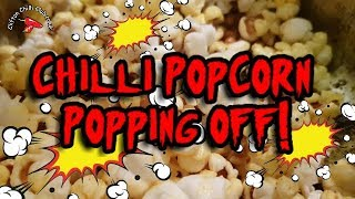 Popcorn Popping Ghost Pepper flavor