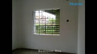 3 Bedroom,  Independent House/Villa in Joka