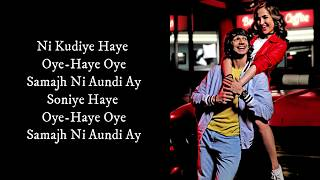 Haaye Oye (LYRICS) - QARAN ft. Ash King - YouTube