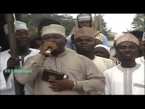 Fadilat Sheikh Sulaimon Faruq Onikijipa - Itan Morikaz