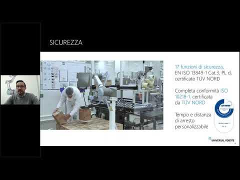 Automazione industriale, Industria 4.0, Industria alimentare, Robot