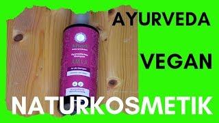 KHADI Ayurvedische Naturkosmetik AMLA Shampoo VEGAN