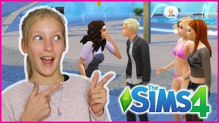 Greeting the Neighbours in SIMS
