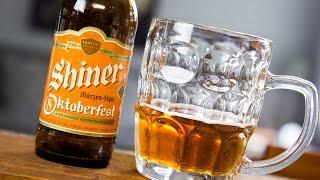 Spoetzl Brewery Shiner Oktoberfest Beer Review