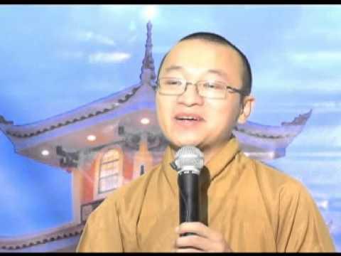 KIinh Trung Bộ 51 (Kinh Kandaraka) - Thuật sống hạnh phúc (12/11/2006)
