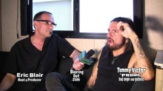 Tommy Victor talks w Eric Blair about the Satanic Bible ?  2016