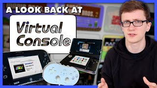 A Look Back at Virtual Console - Scott The Woz
