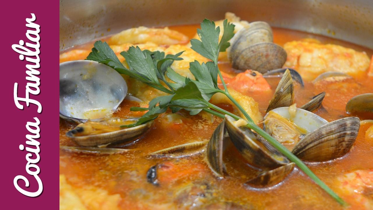 Zarzuela de pescado y marisco | Javier Romero Cap. 66 - Temporada 1