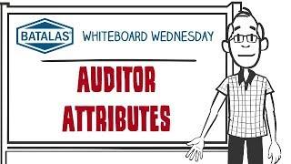 Batalas - Auditor attributes