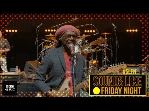 Nile Rodgers & Chic take on Gig In A Minute (on Sounds Like Friday Night)