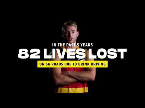Adelaide Crows - Drink Driving