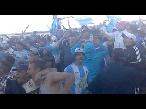 """""""LA BANDA DE LOS VILLEROS CONTRA LOS COBARDES CERRO 1 MANYA 0 27-10-2013"""" Barra: Los Villeros • Club: Cerro"""