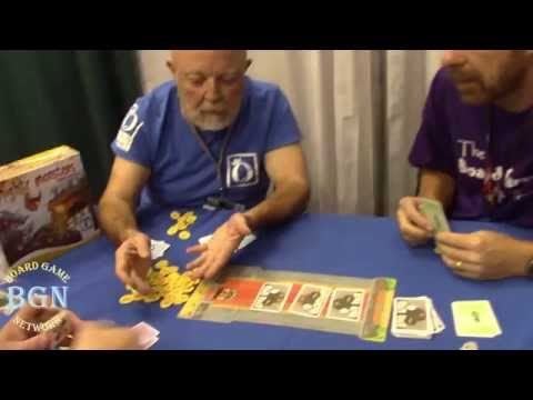 Mighty Monsters Rules/Gameplay At Gen Con 2016
