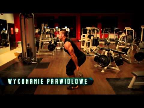 Female bodybuilding ciało