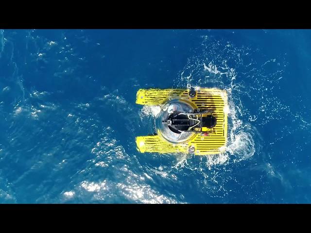 Батискаф для приключений Triton Explorer отвезет туристов к обломкам Титаника