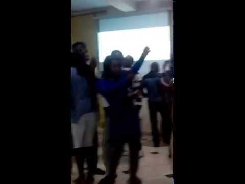 Nigeria Girls Going Wild Inside A Club Somewhere in Lagos