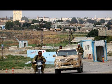 Συρία: Αποχωρούν από τη Ρας αλ Άιν οι Κούρδοι