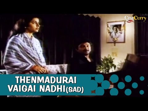 Thenmadurai Vaigai Nadhi(Sad) Video Song | Dharmathin Thalaivan | Prabhu