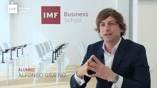 Opinión Alumno MBA Semipresencial de IMF: Alfonso Gimeno