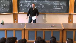 In this lecture Prof Adams discusses a series of thought experiments involving