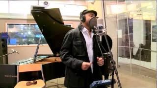 "Chris Walker Performs on Sirius Radio ""Everyday Woman"""