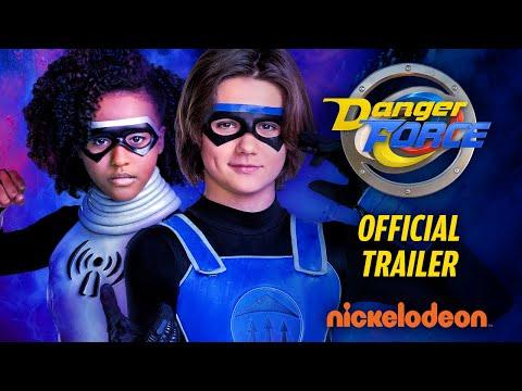 Video trailer för Danger Force Trailer💥BRAND NEW SERIES! | Henry Danger Spinoff