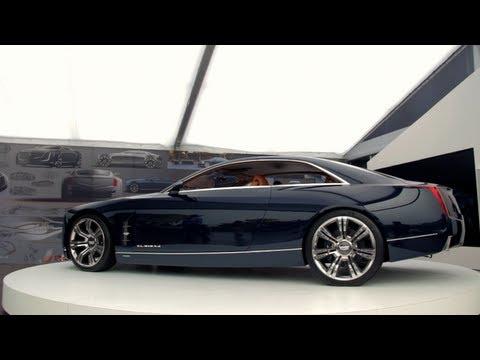 Cadillac Elmiraj Concept Video