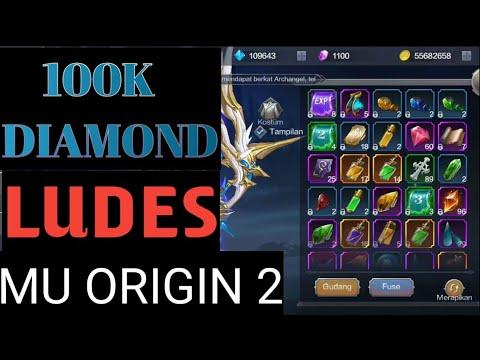 Mu Origin Free Diamonds [ MOD / HACK ] - смотреть онлайн на Hah Life
